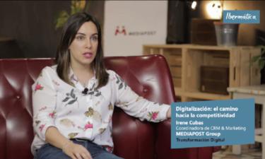 Digitalización MEDIAPOST Group: El camino hacia la competitividad.