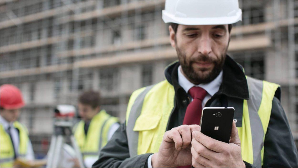 Imagen de la noticia IB MOBILE Partes de Trabajo en obra
