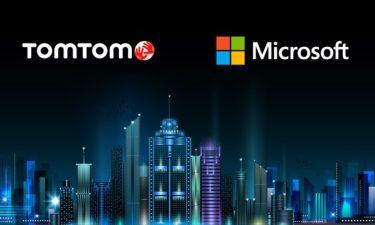 La colaboración entre Microsoft y TomTom conectarán las SmartCities, sus infraestructuras y los vehículos inteligentes
