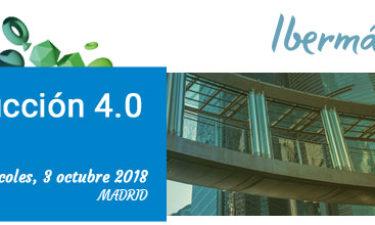 [Evento] CONSTRUCCIÓN 4.0. Transformación Digital y Retos del sector de la Construcción e Inmobiliario.