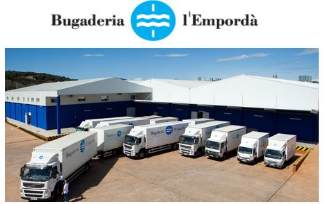 Imagen de la noticia Bugaderia L'Empordà, líder en renting textil , transfor...