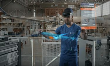 Realidad Mixta disponible en Dynamics 365 a través de HoloLens for business