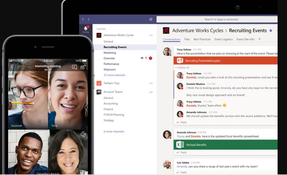Imagen de la noticia Microsoft TEAMS   tu herramienta de colaboración basada...