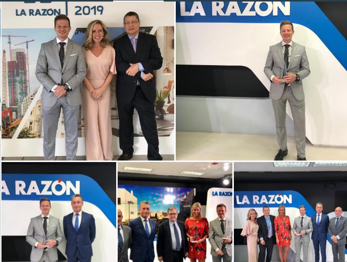 Imagen de la noticia El Diario LA RAZÓN nos premia por LA MEJOR PLATAFORMA D...