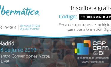 Ibermatica participa en el  ERP & CRM DAY en IFEMA