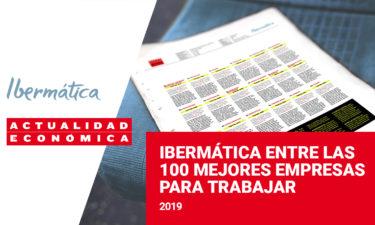 Ibermática repite entre las cien mejores empresas para trabajar en España