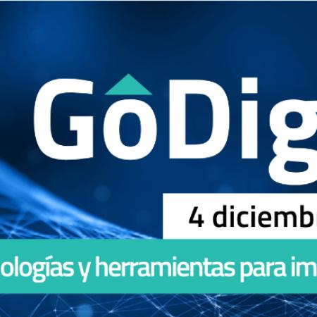 Ibermatica participa en GoDigital 2019 el mayor foro sobre tendencias, estrategias y tecnologías para pymes valencianas.