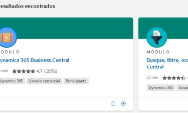 Capacitación gratuita y personalizada sobre Microsoft Dynamics 365 Business Central