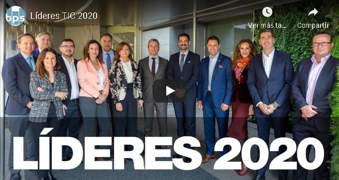 Imagen de la noticia Nuestro CEO, Juan Ignacio Sanz, en el encuentro de Líde...