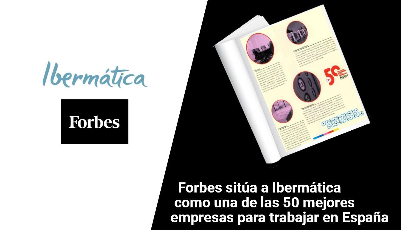 Imagen de la noticia Forbes sitúa a Ibermática como una de las 50 mejores em...