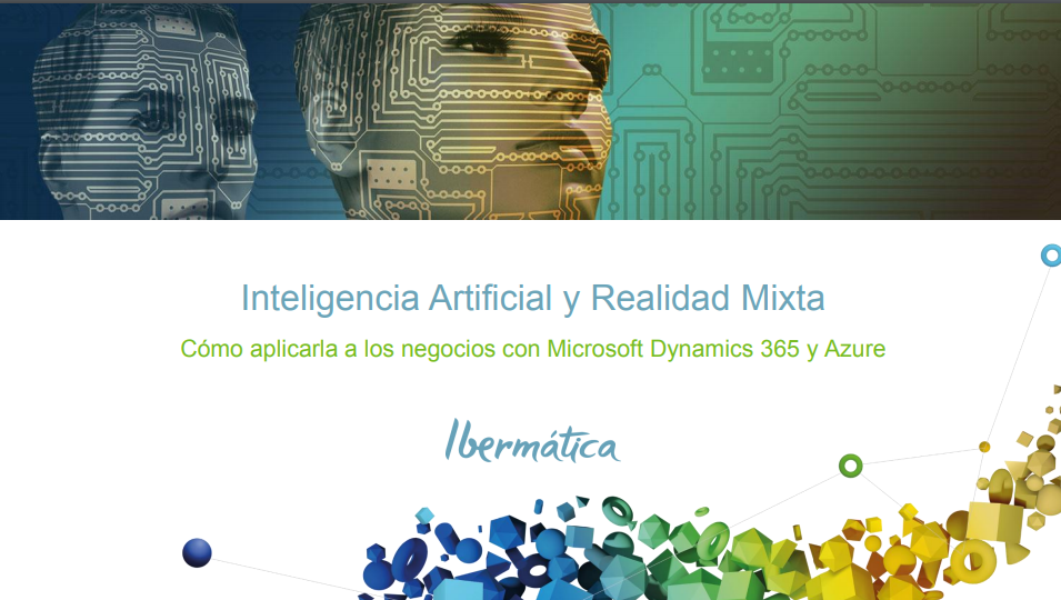 Imagen de la noticia [VÍDEO] Microsoft Dynamics 365 Inteligencia Artificial ...