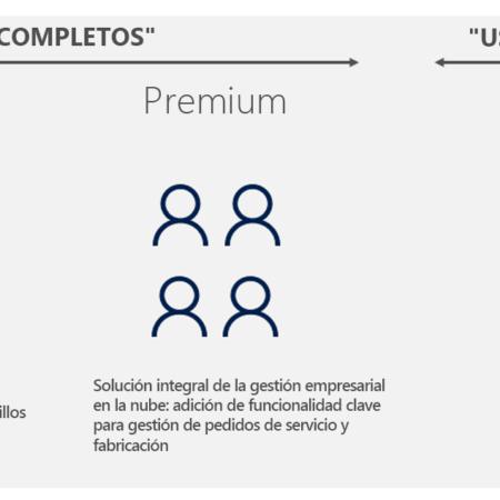 Analizamos los tipos de suscripción disponibles para Business Central
