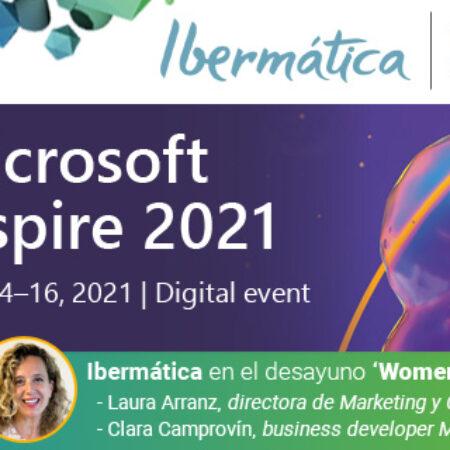 Ibermática patrocina 'Microsoft Inspire 2021', el mayor evento de partners del mundo