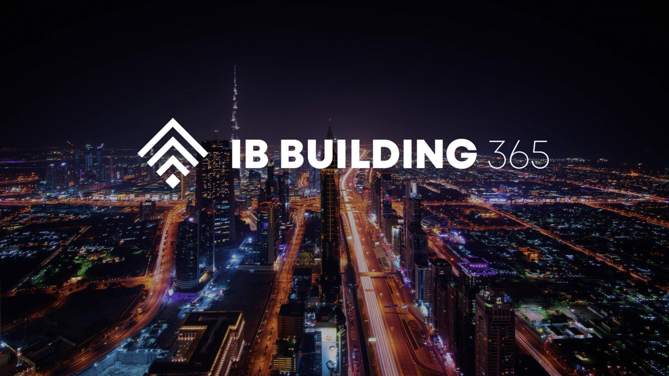 IB Building 365 para Microsoft Dynamics 365 Business Central