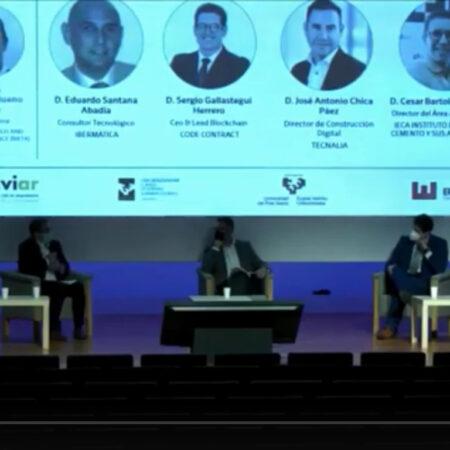 [VÍDEO] Ponencia de Ibermatica en el Congreso Internacional de Construcción Avanzada (CICA5)